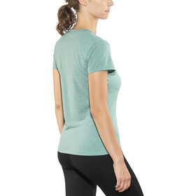 The North Face Reaxion Ampere t-shirt Dames turquoise